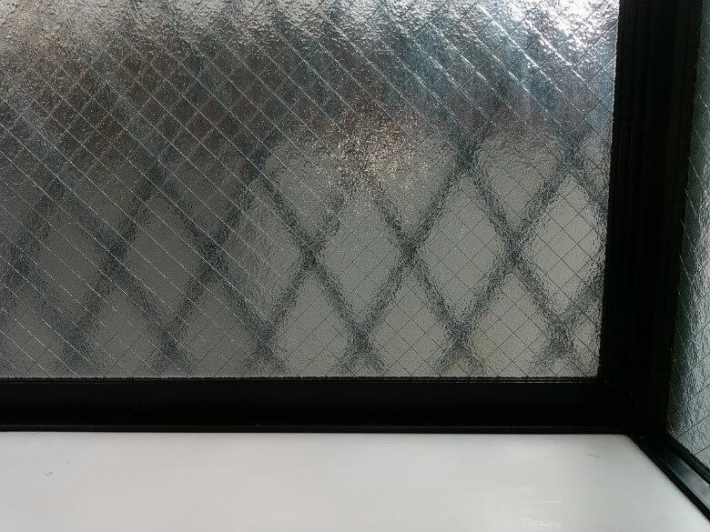 東京都荒川区の窓クリーニング後