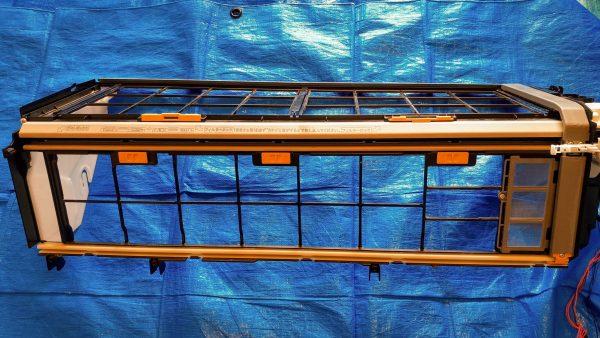 お掃除機能付きエアコンクリーニング、施工例